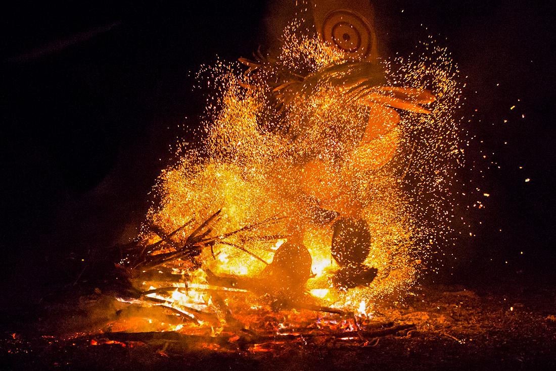Papua New Guinea Firedance Festival 2