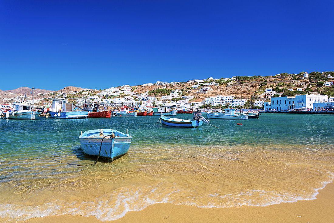 Greece Sailing Adventure: Cyclades Islands 2