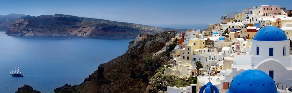 Sail Greece: Santorini to Mykonos