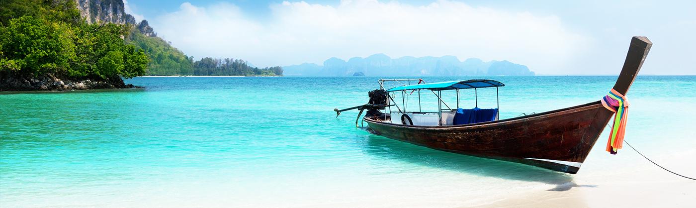 Cruising Malaysia & Thailand Northbound - Penang to Phuket