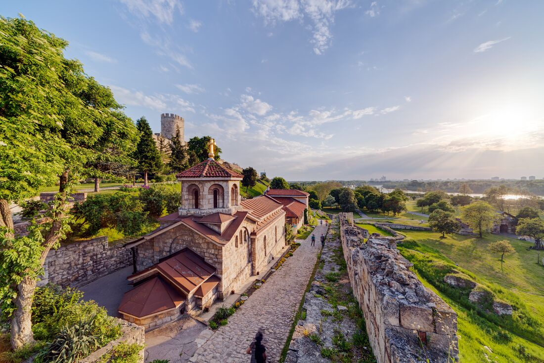 Budapest to Bled 2