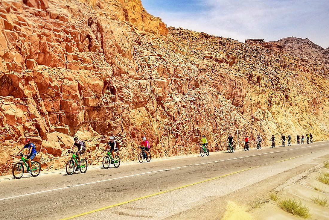 Cycle Jordan for Good: A ride with Intrepid's founder 4