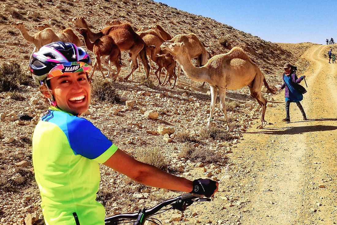 Cycle Jordan for Good: A ride with Intrepid's founder 2
