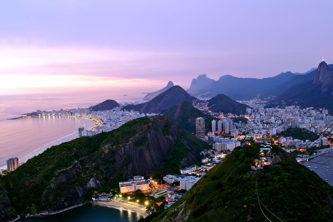 Rio to Buenos Aires with Antarctica 3