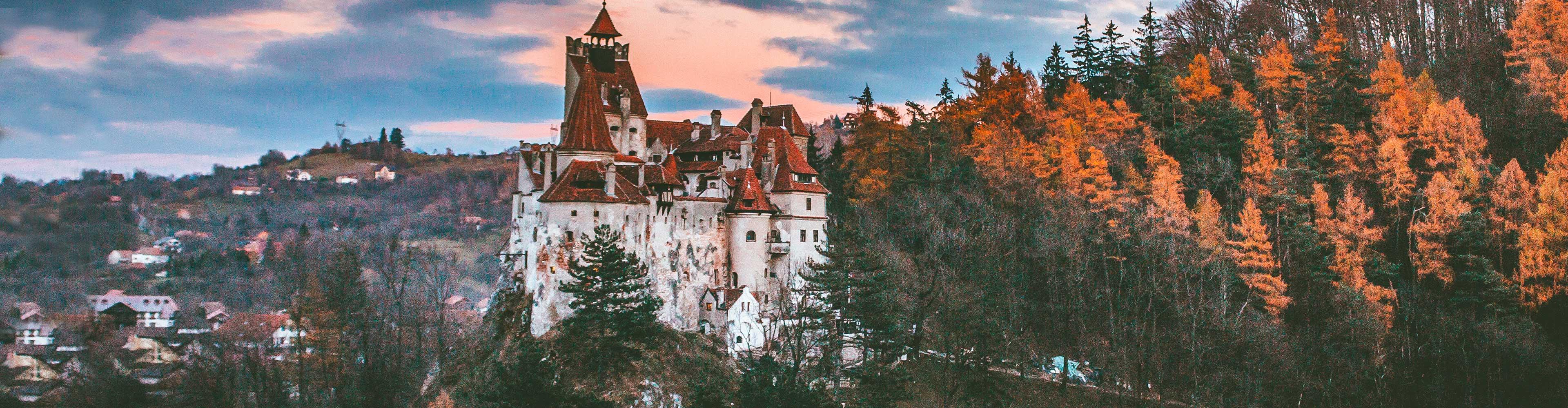 Halloween in Transylvania (Southbound)