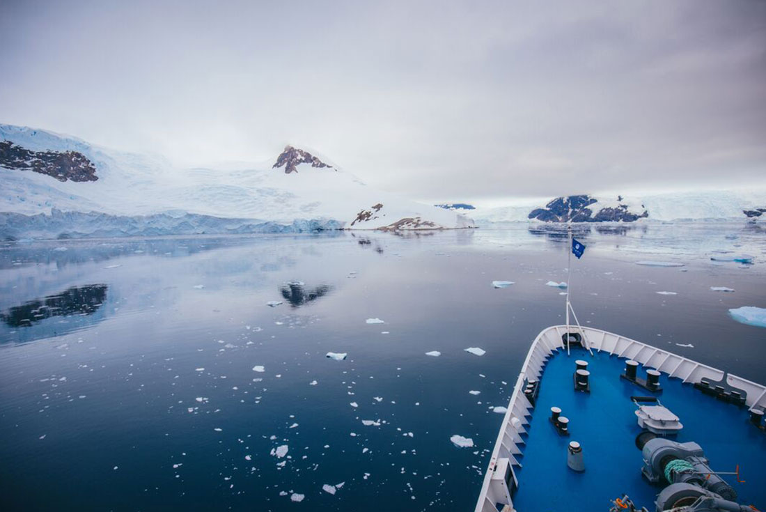 Antarctic Eclipse 2