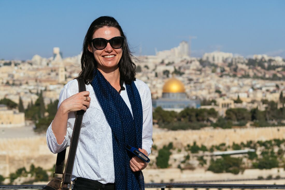 Israel & the Palestinian Territories: Women's Expedition 2