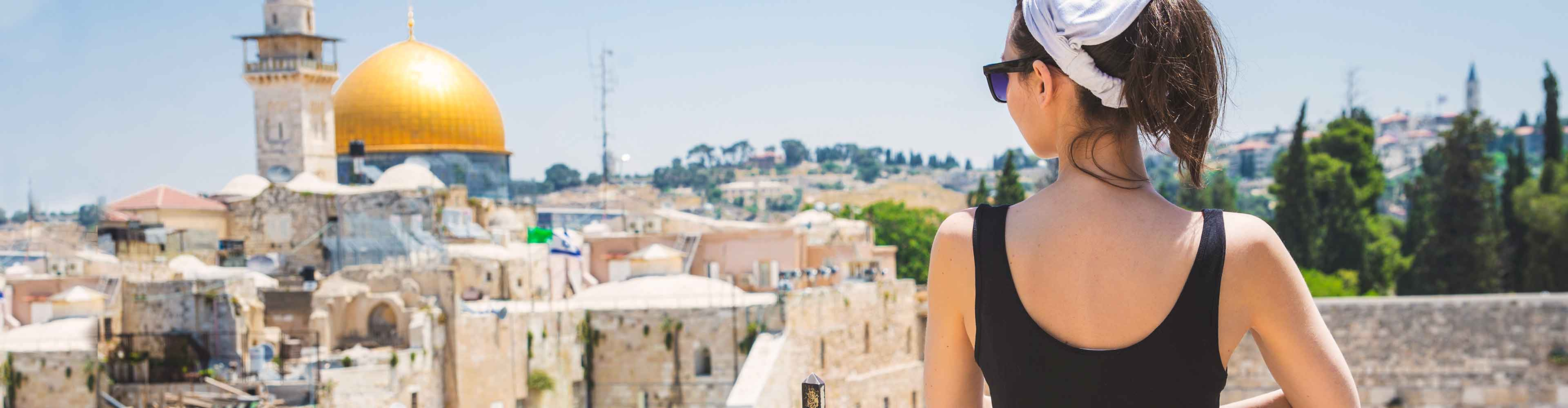 Israel & the Palestinian Territories: Women's Expedition