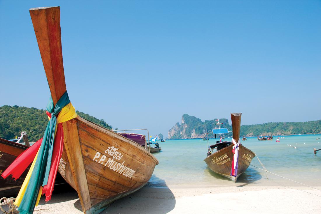Sail Phuket to Ko Phi Phi 3