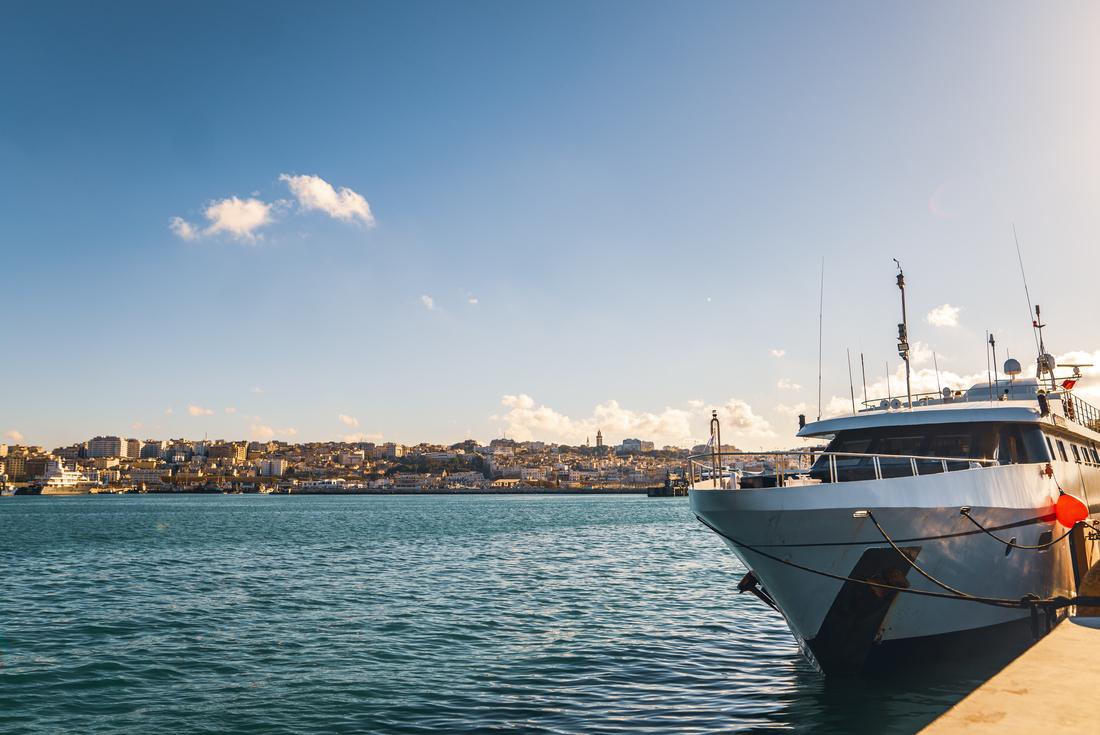 Cruising Spain, Portugal & Morocco: Malaga to Lisbon (M/Y Harmony V) 1