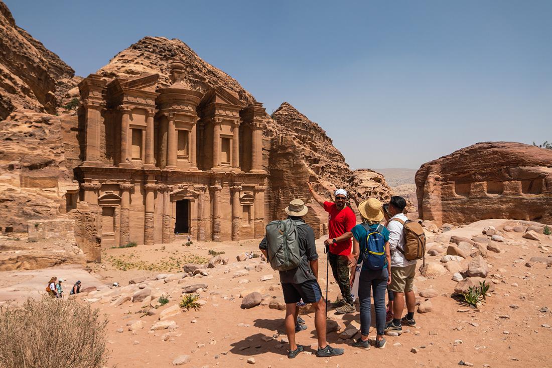 Jordan Retreat: Petra