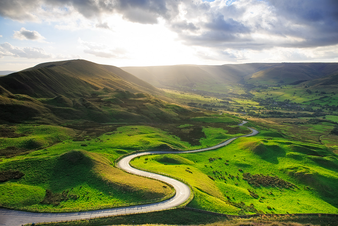 England Retreat: Cycle the Peak District 2