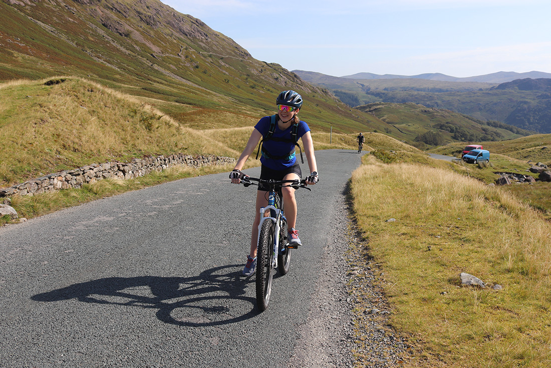 Cycle the Lake District 1