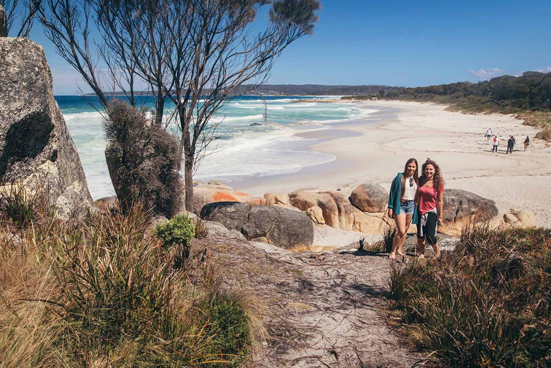 Australia Retreat: Bay of Fires, Tasmania 2