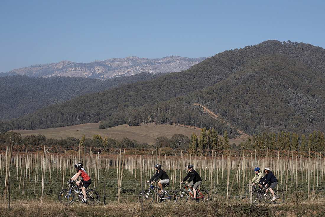 Cycle the Victorian High Country - Beechworth to Bright 4
