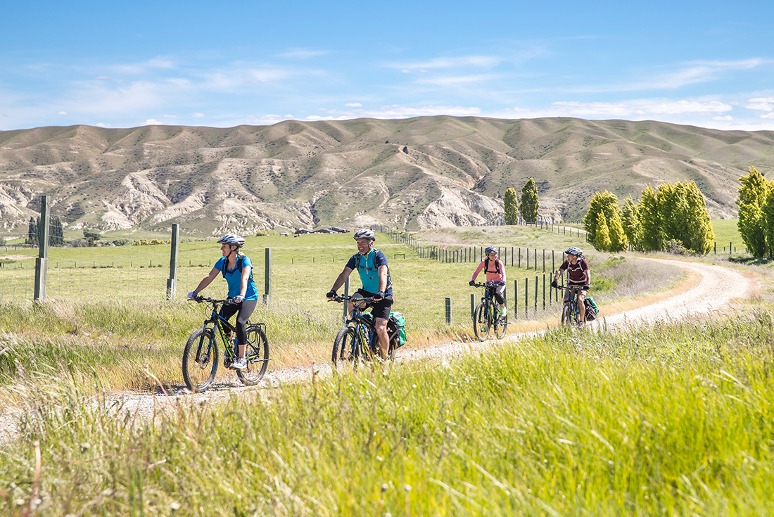 Cycle New Zealand: Otago Rail Trail