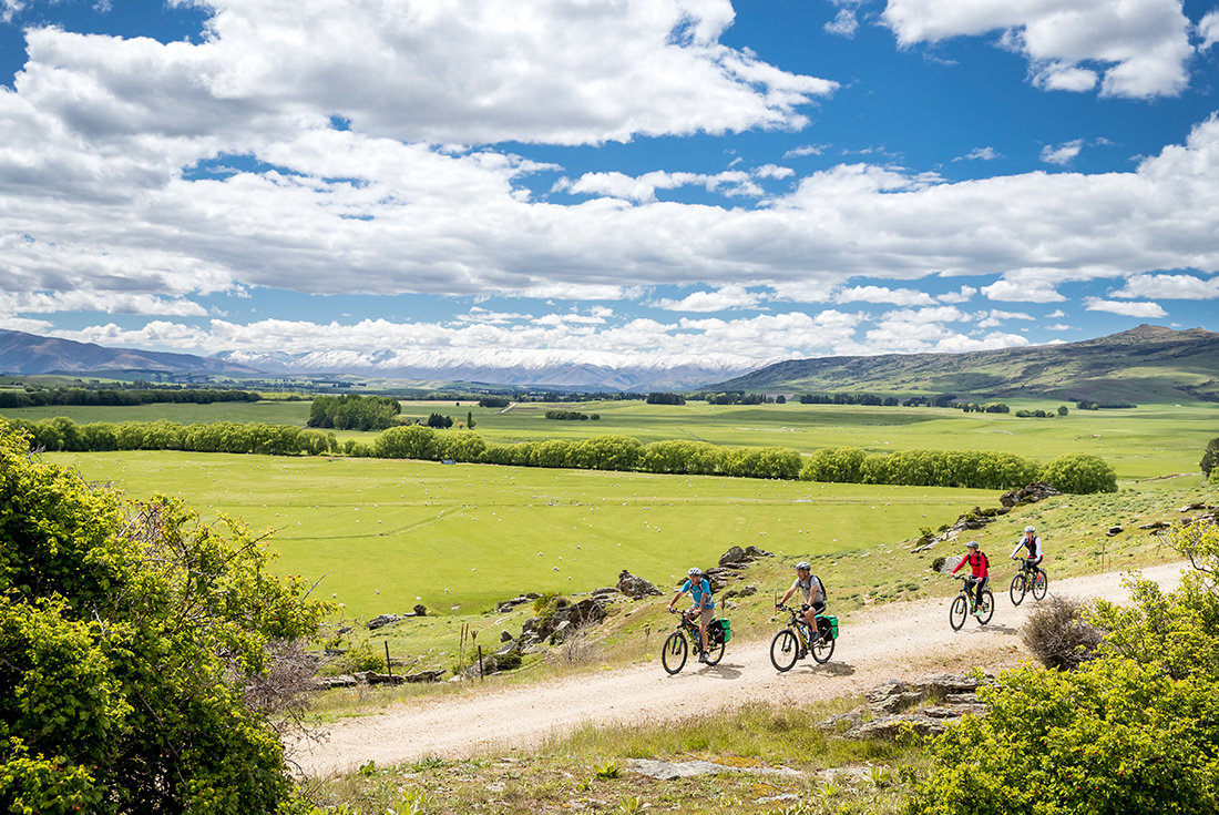 Cycle New Zealand: Otago Rail Trail 2