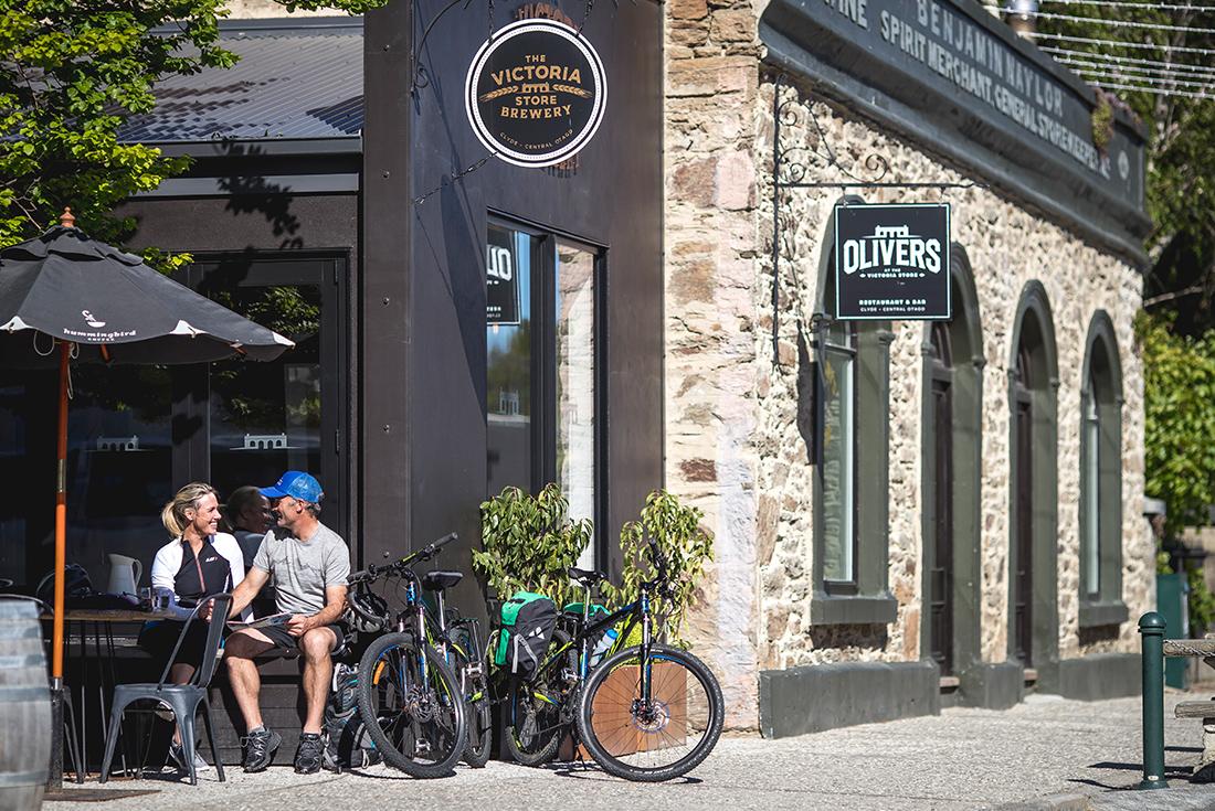 Cycle New Zealand: Otago Rail Trail 3