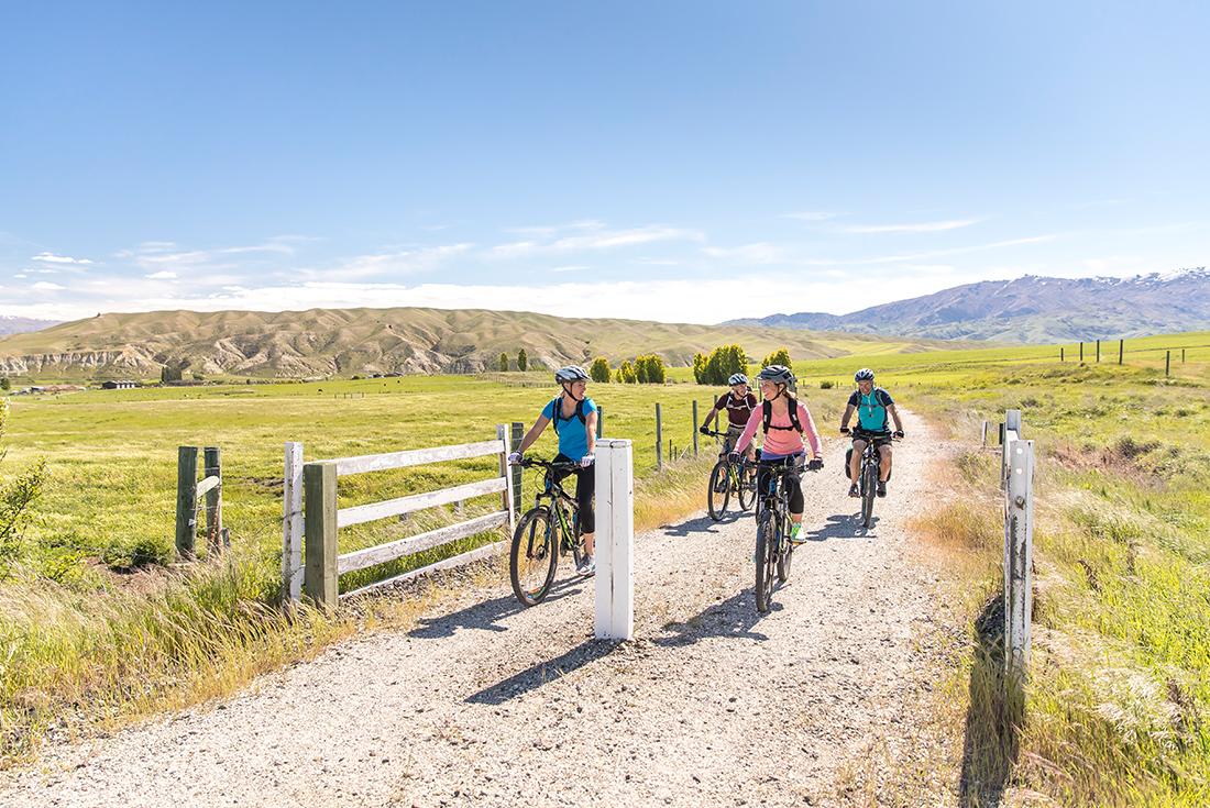Cycle New Zealand: Otago Rail Trail 4