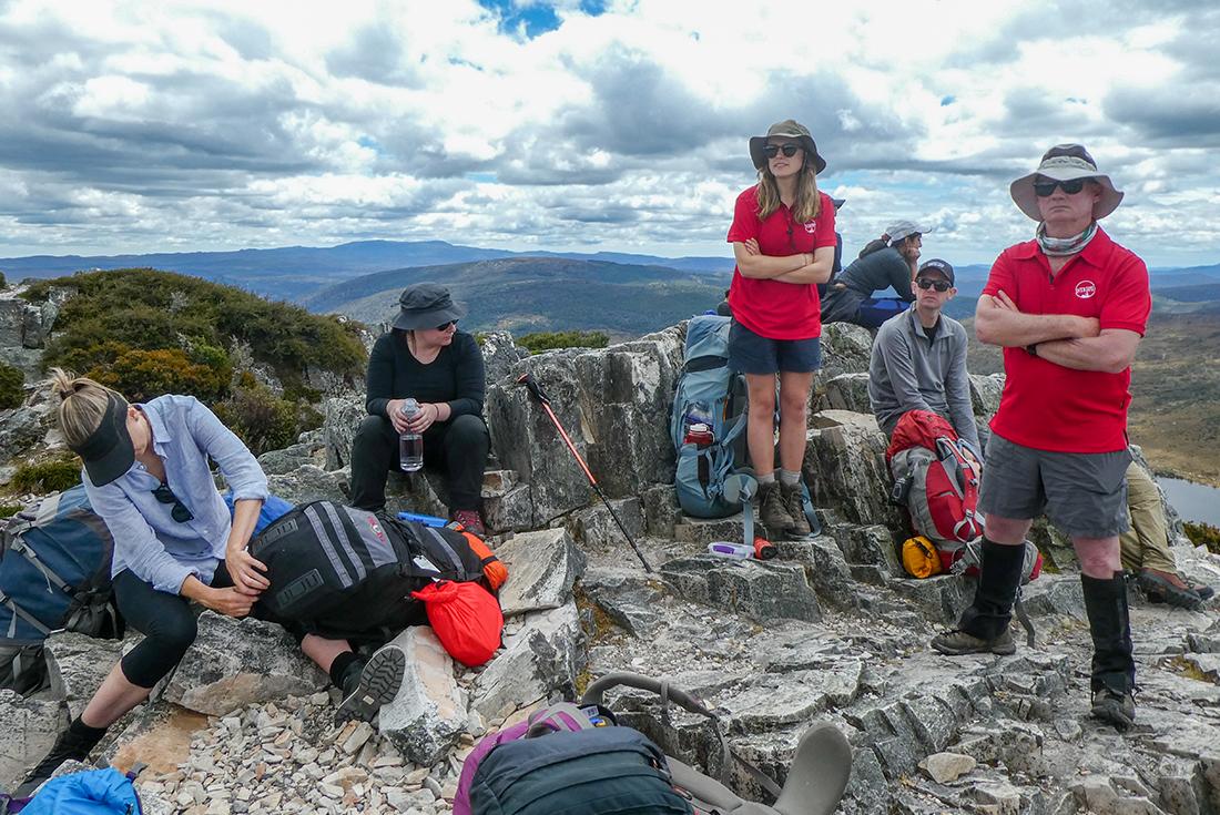 Trek the Cradle Mountain Overland Track 2