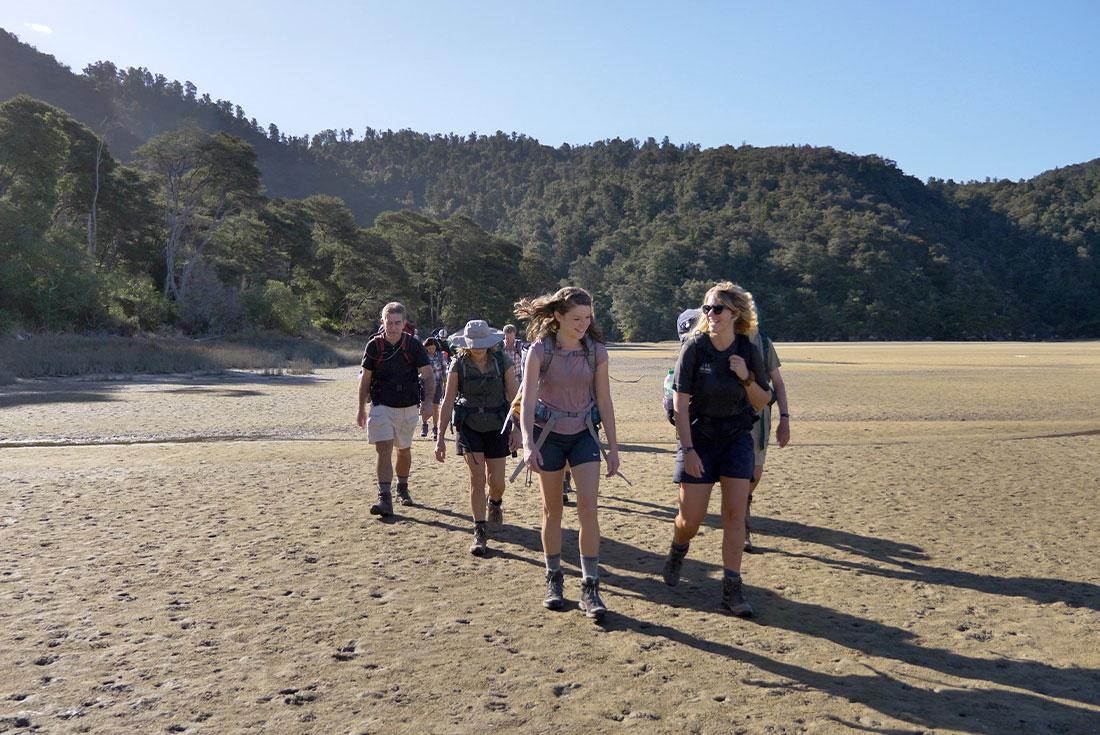 Hike Abel Tasman & West Coast Rainforests 4
