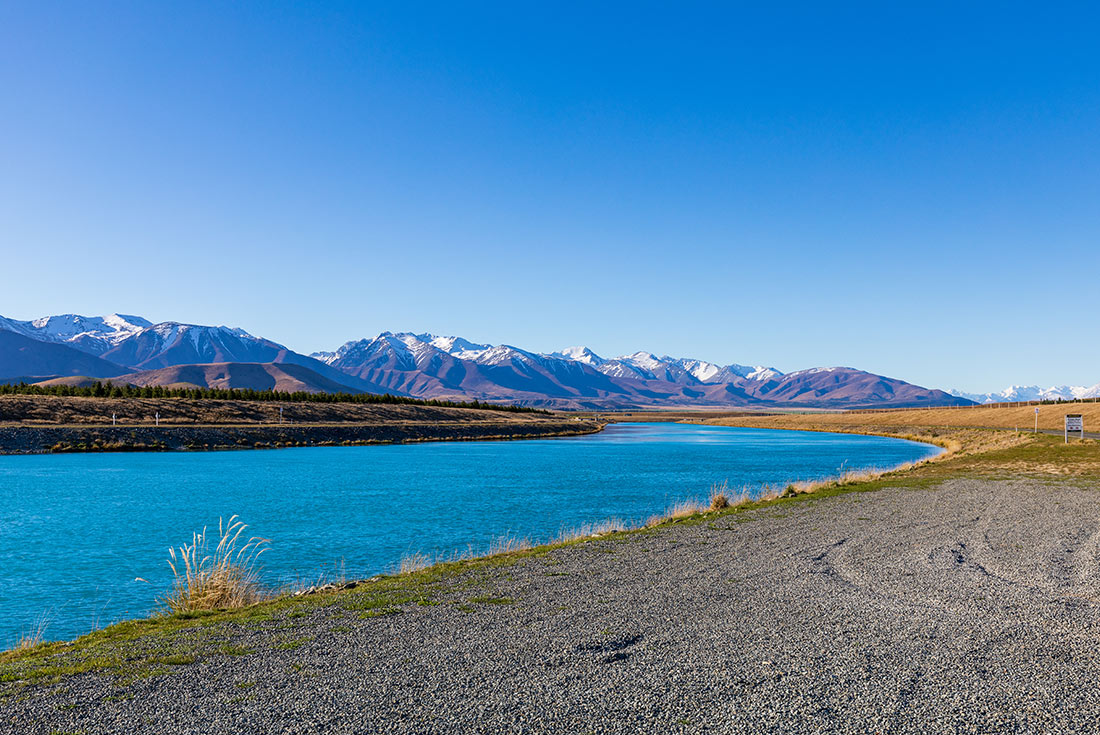 Cycle New Zealand: Alps to Ocean 2