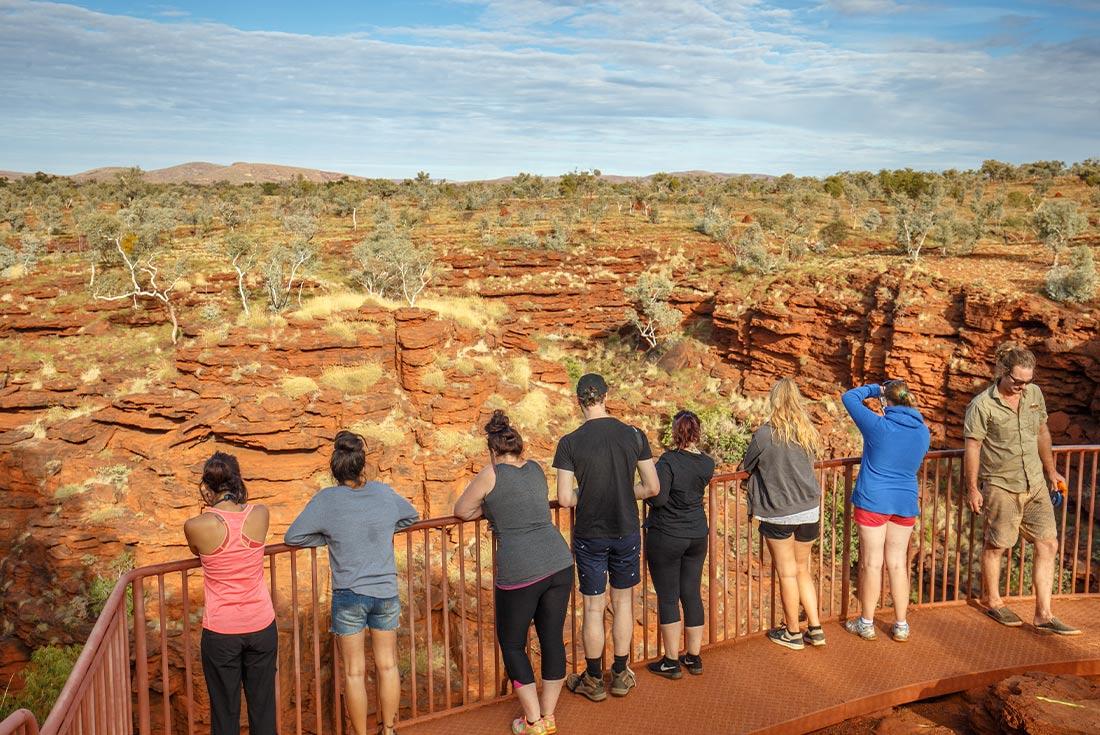 Ningaloo Reef & Pilbara Adventure