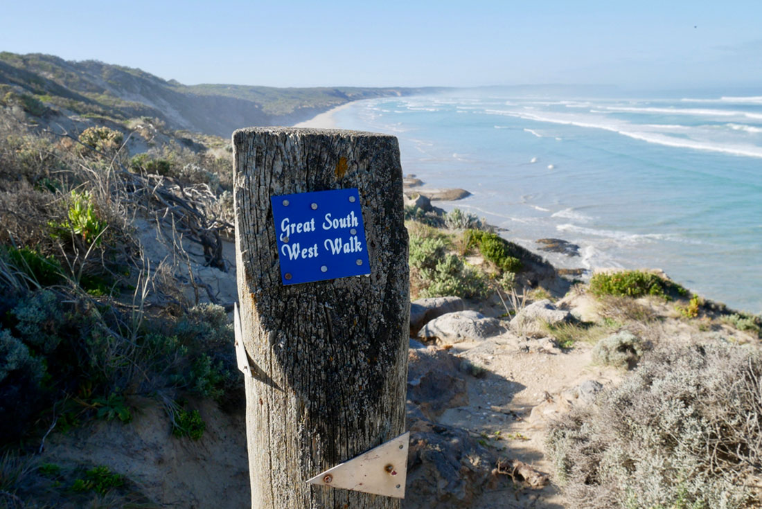Walk the Victorian Great South West Trail 2