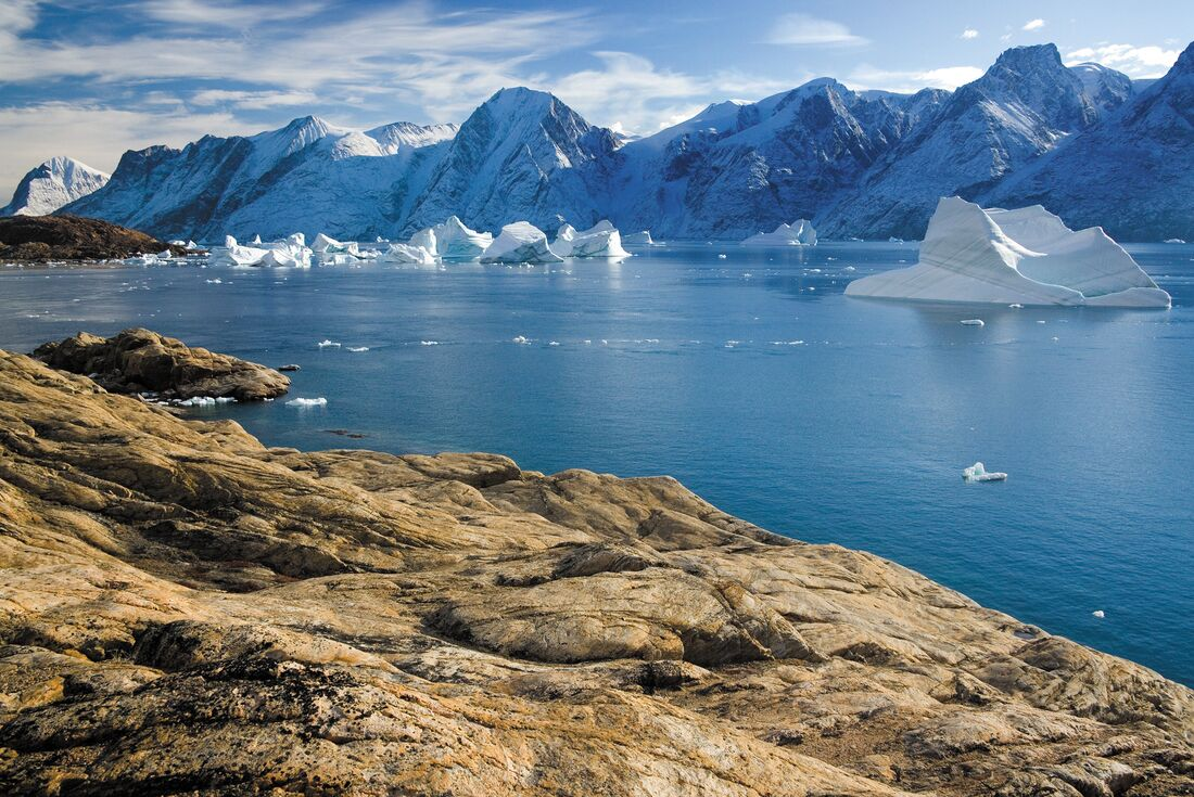 Greenland Adventure by Sea, Land and Air 4