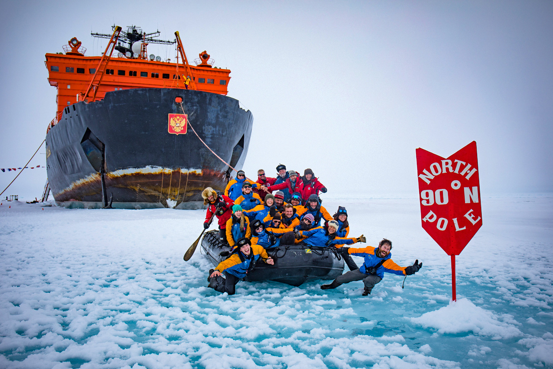 North Pole: Journey to the top of the World 1