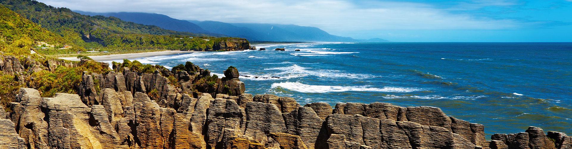 New Zealand West Coast Adventure