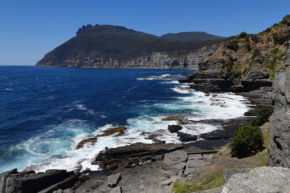 Walk the East Coast of Tasmania 1