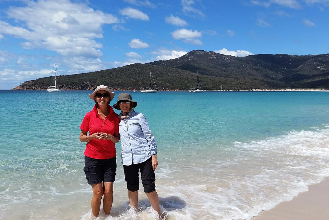 Walk the East Coast of Tasmania 4