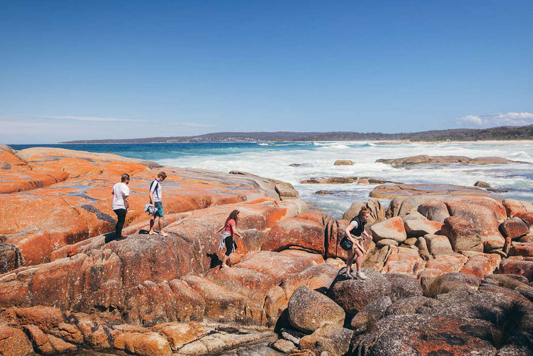 Walk the Bay of Fires 1