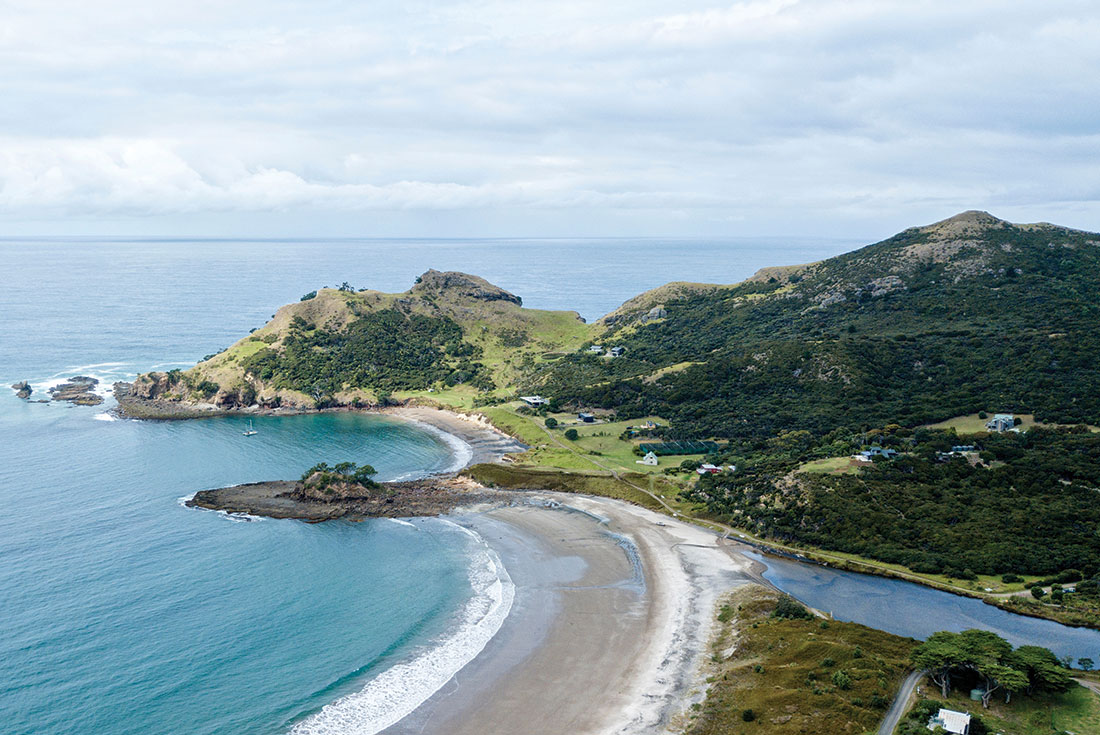 Great Barrier Island Escape 3