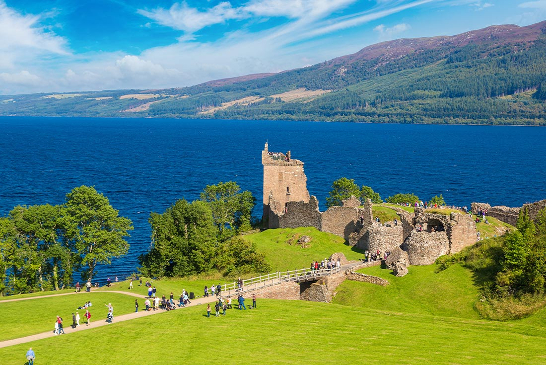 Scotland Family Holiday with Teenagers 1