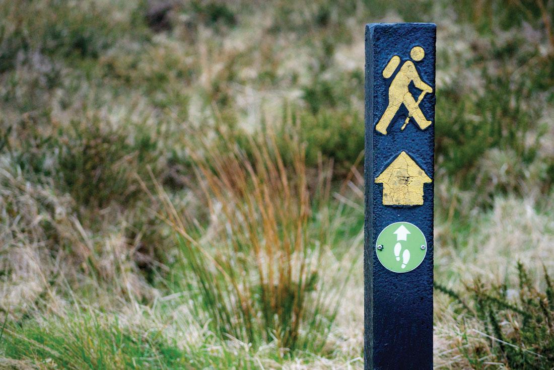 Walk the Wicklow Way 4