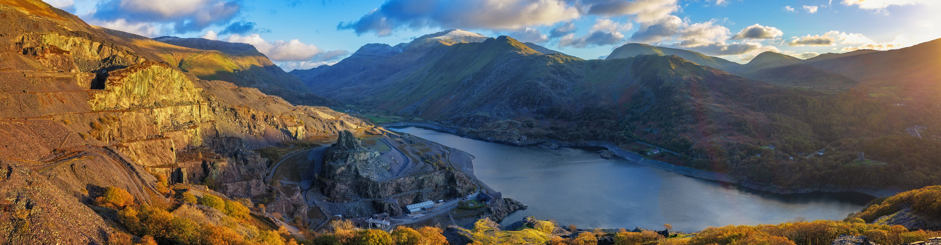 Wales: Snowdonia & Surrounds