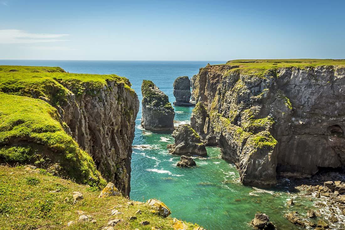 Hike the Pembrokeshire Coast