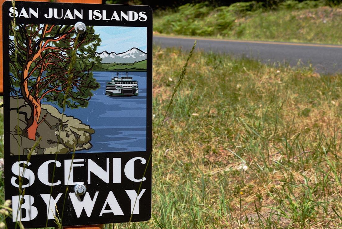 Cycle Washington's San Juan Islands 2