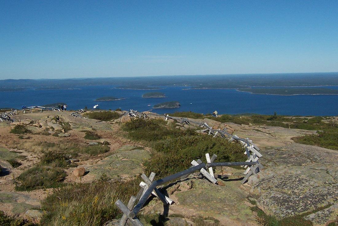 Cycle Maine & Acadia National Park 2