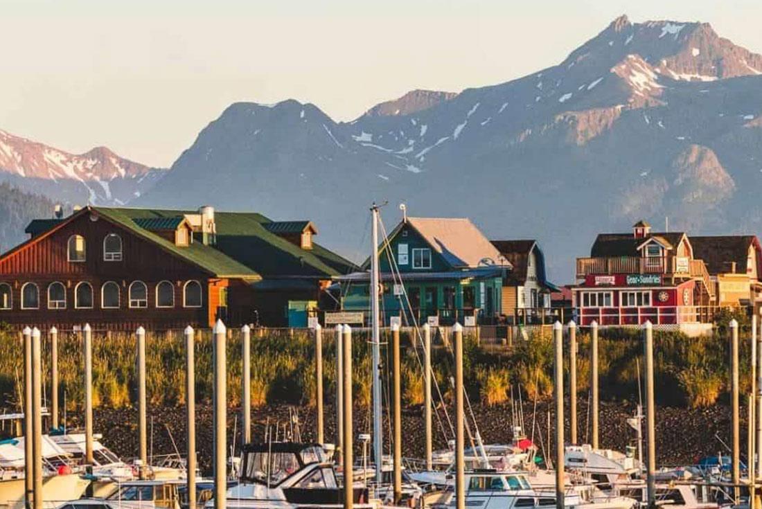 Walk Alaska's Kenai Peninsula 1