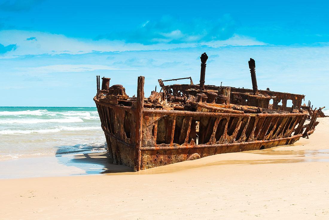 Fraser Island Explorer 4
