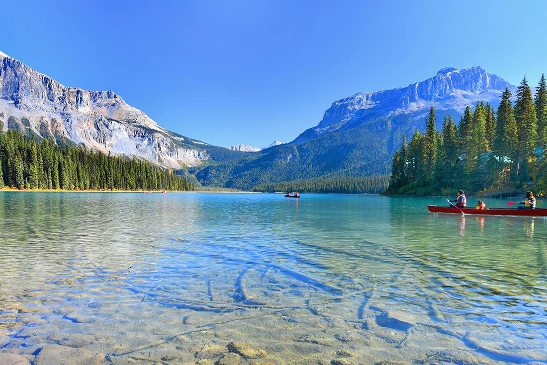 Walk the Canadian Rockies 3