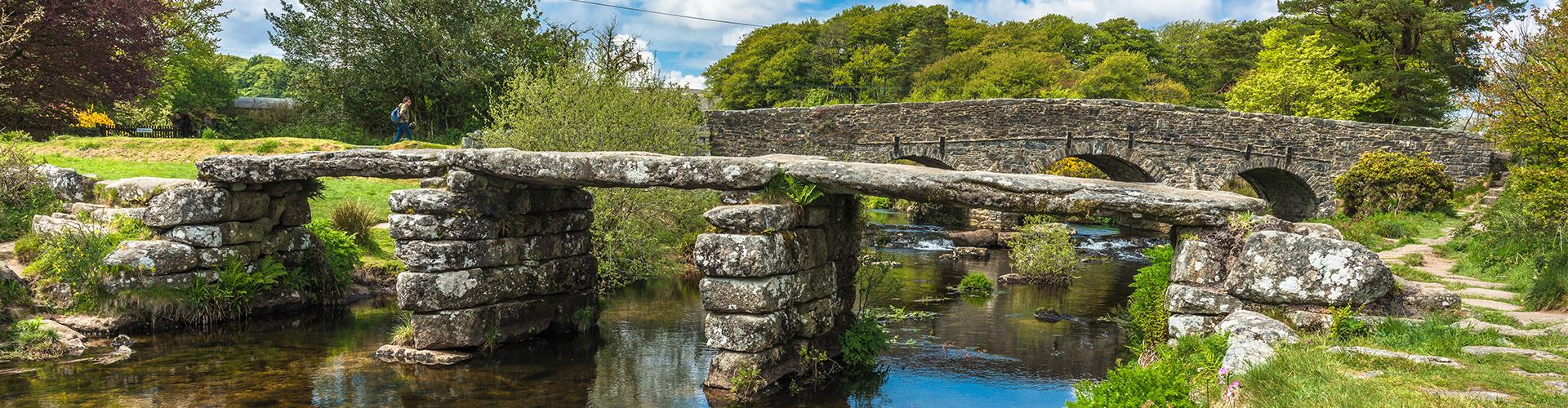Devon: Hike, Bike & Kayak (Source to Sea)