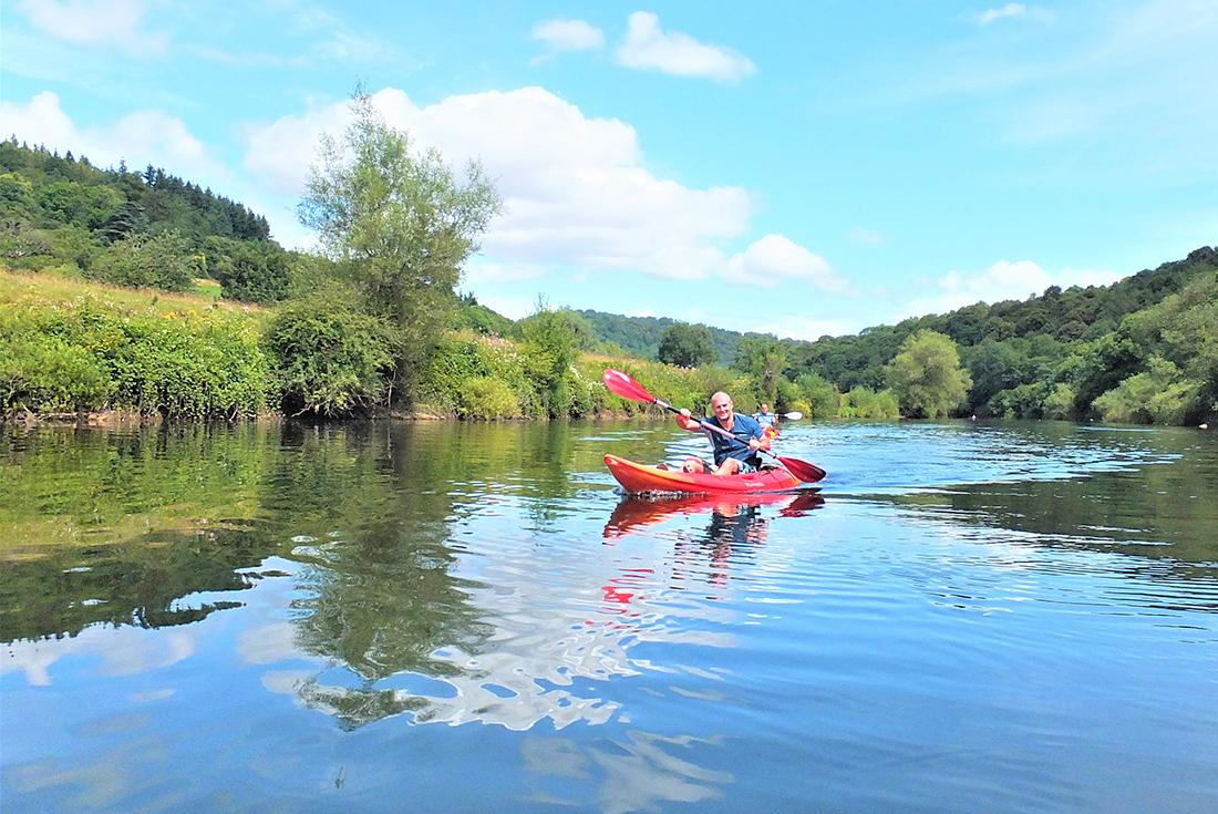 River Wye: Hike, Bike & Kayak 2