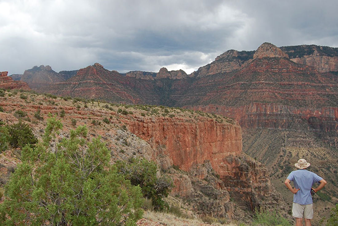 Walking in Grand Canyon National Park 4