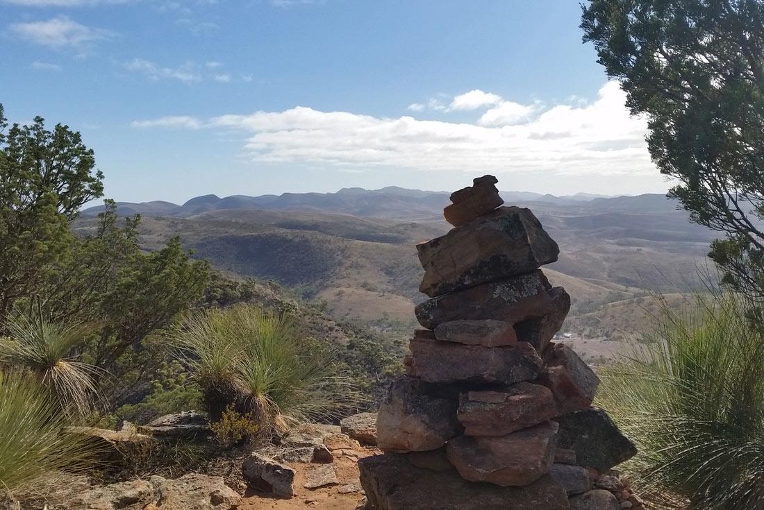 Walk the Flinders Ranges 3