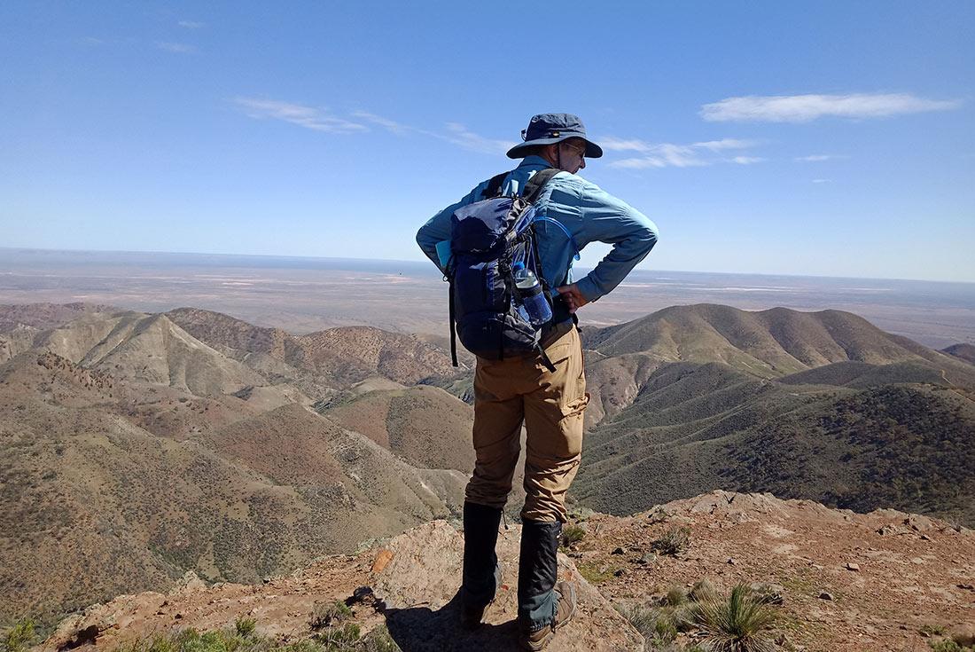 Walk the Flinders Ranges 4
