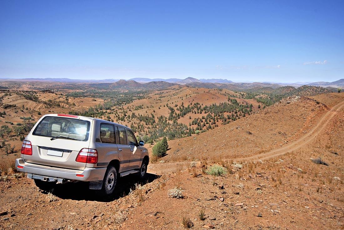 Flinders Ranges Explorer 4